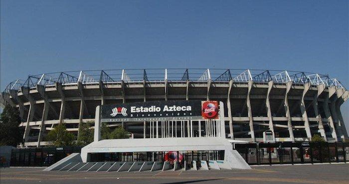 El estadio Azteca será sometido a evaluación luego del terremoto de este martes en México. (Foto Prensa Libre: Hemeroteca PL)