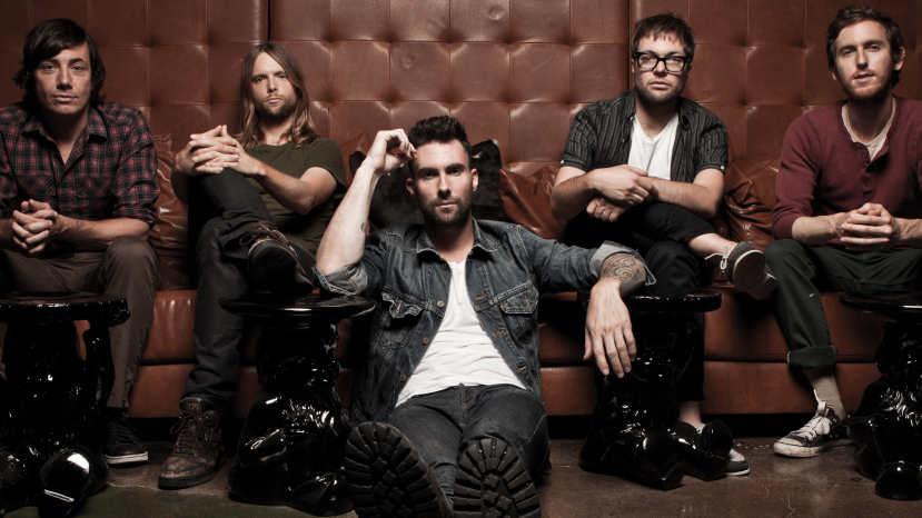 Maroon 5 es uno de los grupos de pop rock más exitosos a nivel mundial. (Foto Prensa Libre: Matt Beard).