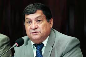 Baudilio Hichos es señalado de varios delitos, entre ellos asociación ilícita. (Foto Prensa Libre: Hemeroteca)