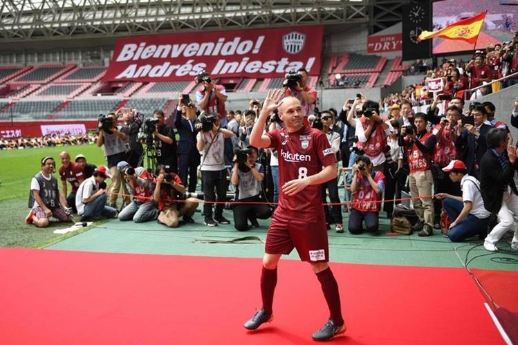 ¿Quién es el empresario que convenció a Iniesta de jugar en Japón?