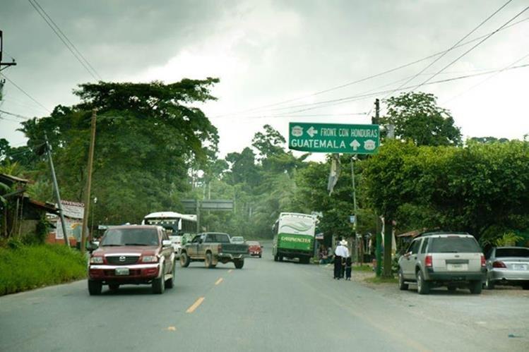 El paso fronterizo será agilizado. (Foto Prensa Libre: hondurasnews.com)