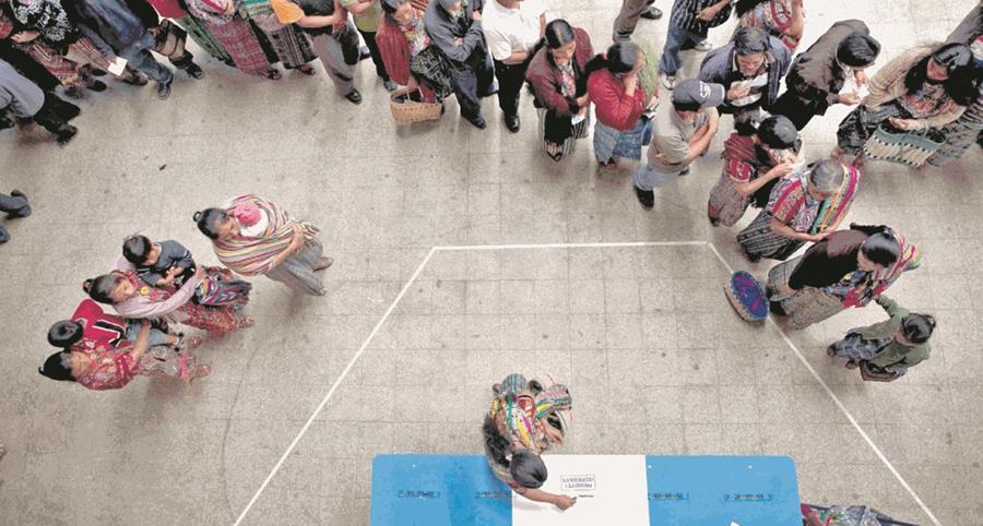 Los fondos para partidos tienen destino específico y serán fiscalizados. (Foto Prensa Libre: Hemeroteca PL)