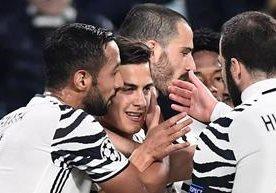 Juventus y Leicester sellan el pase a cuartos