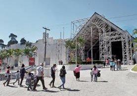 El terreno donde funciona el Parque de la Industria se ubica en la zona 9; el objetivo es convertirlo en Centro de Convenciones.