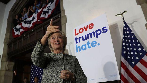 Clinton lleva meses preparando los debates. GETTY IMAGES