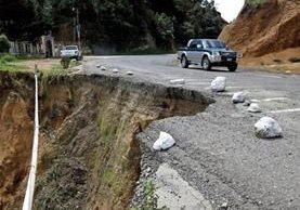 El Ejecutivo propondrá una iniciativa de ley para desarrollar inversiones público-privado en infraestructura de carreteras. (Foto Prensa Libre: Mike Castillo)