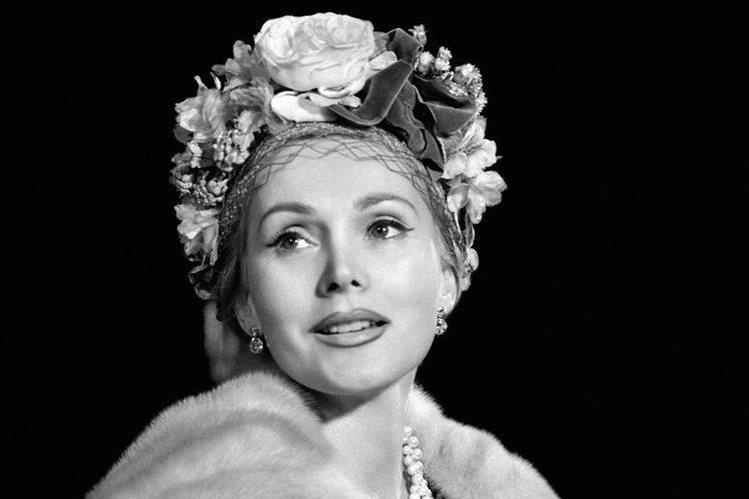 La legendaria actriz de Hollywood Zsa Zsa Gabor falleció en su mansión de Bel Air, California. (Foto Prensa Libre: EFE)