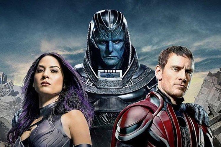 X-Men: Apocalypse es protagonizada por James McAvoy, Michael Fassbender, Jennifer Lawrence y Óscar Isaac. (Foto: Hemeroteca PL).
