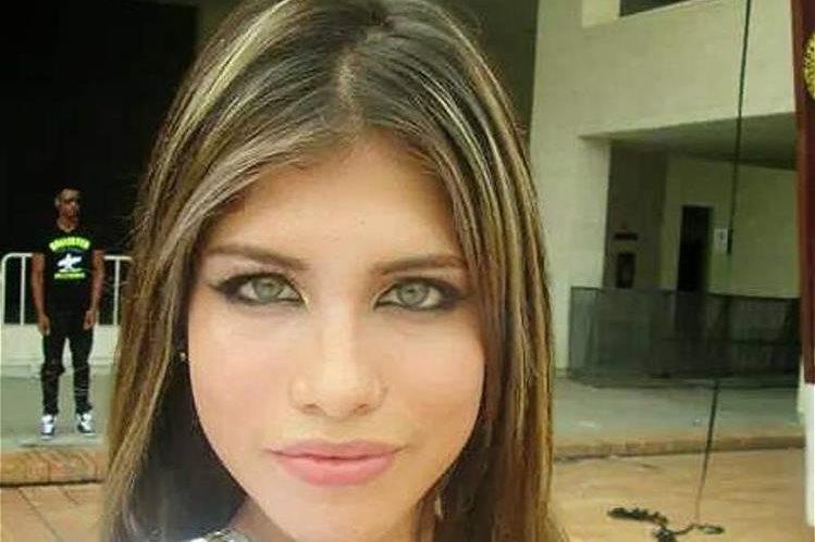 Stephanie Magón, de 23 años hallada muerta el sábado en el exterior de su domicilio.