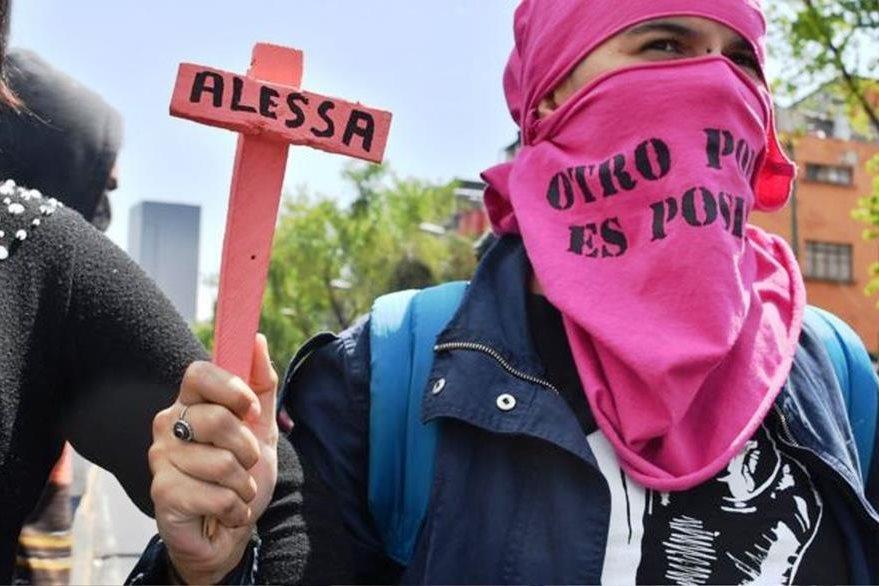 Dana Gutiérrez cree que la corriente tradicionalista en México raya en el odio y que eso hace que sea un momento muy difícil para los transgénero. GETTY IMAGES