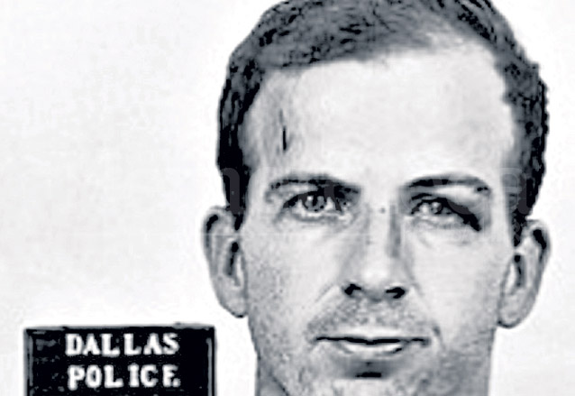 Foto policial de Lee Harvey Oswald. (Foto: Hemeroteca PL)