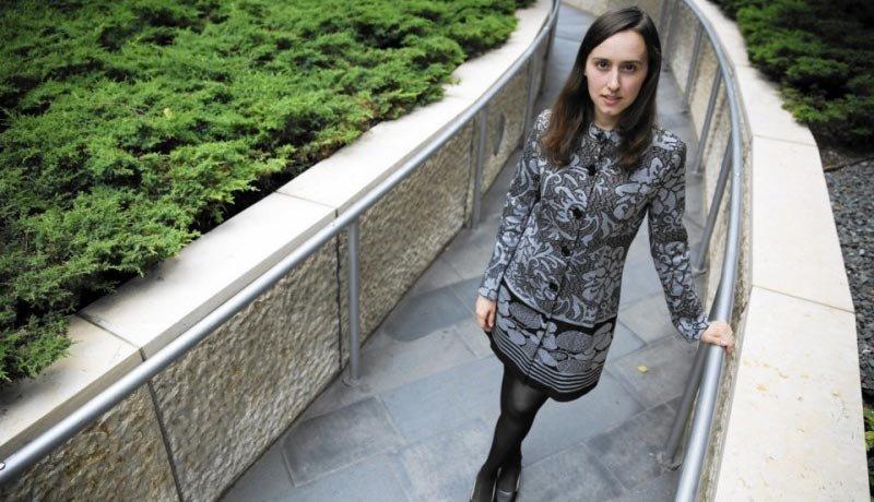 Sabrina Pasterski González, de 22 años, está considerada una de las mentes más brillantes del Massachusetts Institute of Technology (MIT).