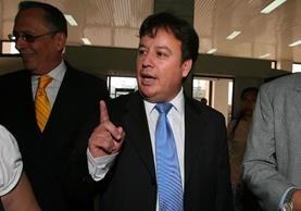 El Congreso conformará una comisión pesquisidora que decidirá si procede retirarle la inumunidad al magistrado de la CSJ. (Foto Prensa Libre: Hemeroteca Pl)