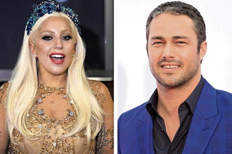 La cantante Lady Gaga y el actor Taylor Kinney se conocieron en el 2011. (Foto Prensa Libre: EFE)