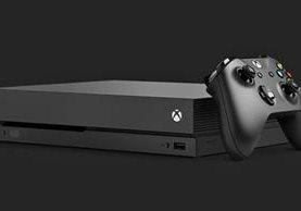 La nueva consola de Microsoft promete dar el salto definitivo hacia la resolución 4K (Foto Prensa Libre: Microsoft).