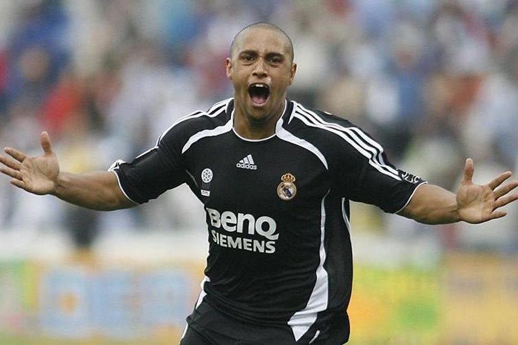 Roberto Carlos fue en su momento uno de los mejores laterales del Real Madrid y de la selección de Brasil. (Foto Prensa Libre: EFE).