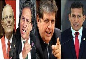 Pedro Pablo Kuczynski, Alejandro Toledo, Alan García y Ollanta Humala podrían ser interrogados.