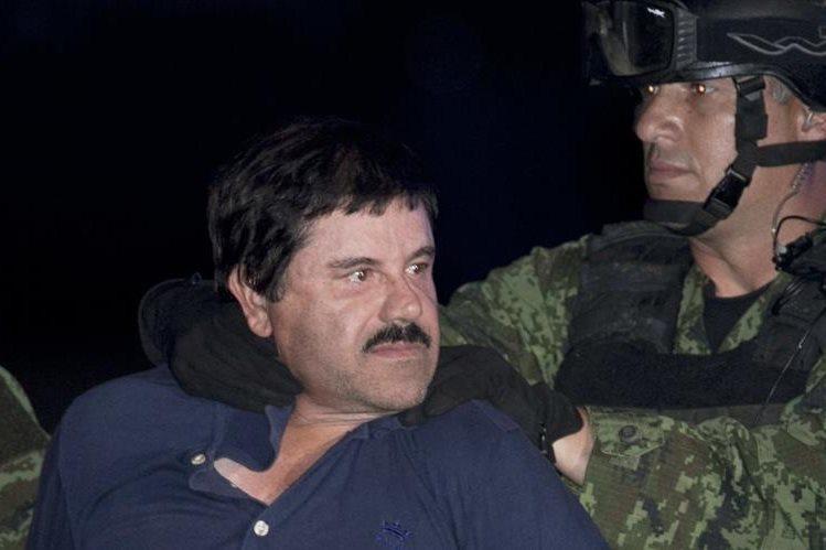 El Gobierno de México desmiente una nueva fuga del narco Joaquín, el Chapo Guzmán. (Foto Hemeroteca PL).