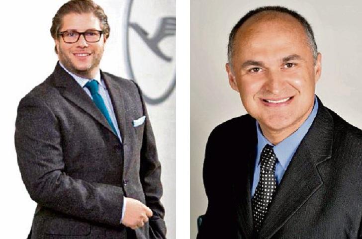 FELIPE BONIFATTI y Claudemir Oliveira disertarán el lunes 9 sobre clientología.(Foto Prensa Libre:Hemeroteca PL)