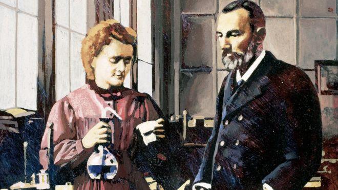 Madame Curie había quedado viuda en 1906. (Foto Prensa Libre: Getty Images)