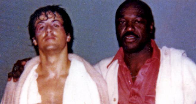 El antiguo boxeador y jugador de fútbol apareció junto a Sylvester Stallone en las seis primeras entregas de la saga. (Foto Prensa Libre: Hemeroteca PL)