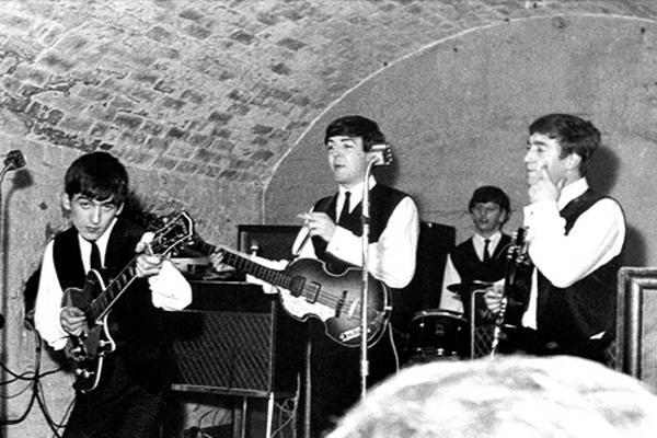 The Cavern Club fue uno de los bares que vieron crecer a The Beatles. (Foto Prensa Libre: Hemeroteca PL)