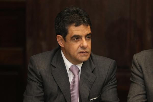 Diputado Carlos López está denunciado por acciones en su gestión como quinto secretario de Junta Directiva 2015-2016. (Foto Prensa Libre: Hemeroteca PL)