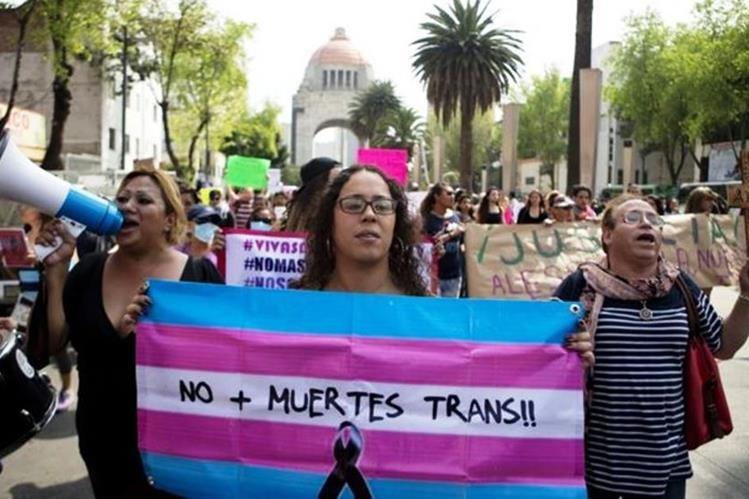 México es, después de Brasil, el país latinoamericano con más asesinatos de personas transgénero. AP