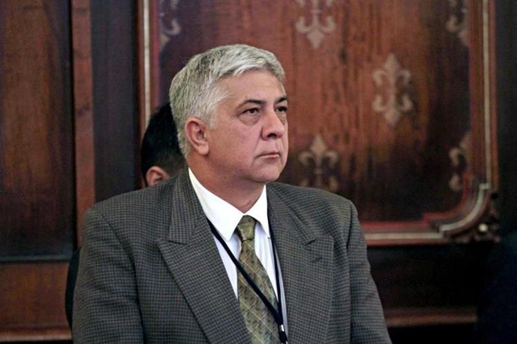 Herbert Arturo Melgar Padilla asumiría como diputado, con lo que obtendría inmunidad. (Foto Prensa Libre: Hemeroteca PL)
