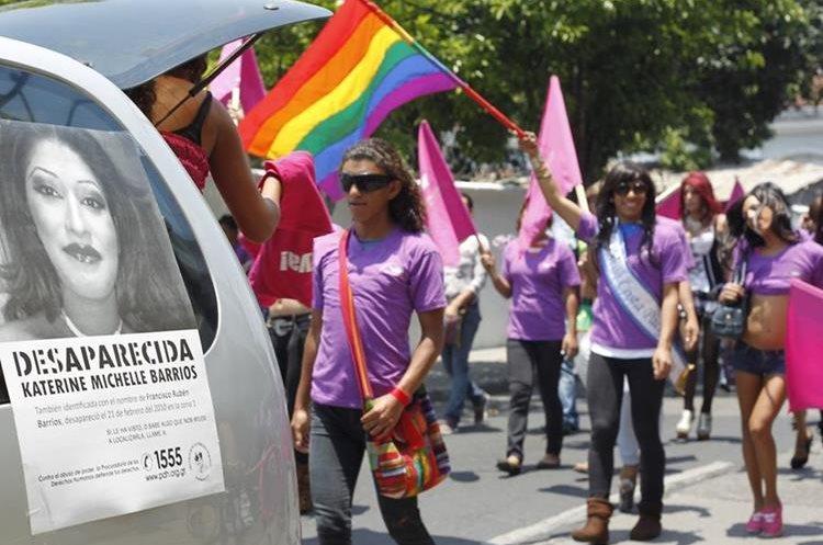 Las personas transgénero han sufrido la exclusión y la violencia sexual en el país. (Foto: Hemeroteca PL)