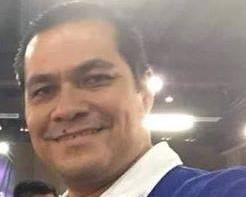 Edgar Pérez Quinto también era instructor de judo. (Foto Prensa Libre: Mario Morales).