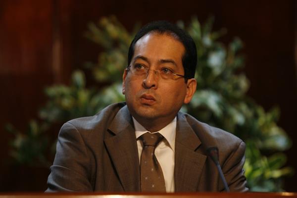 Sergio Recinos deberá asumir de manera interina como presidente del Banguat. (Foto Prensa Libre: Hemeroteca PL).
