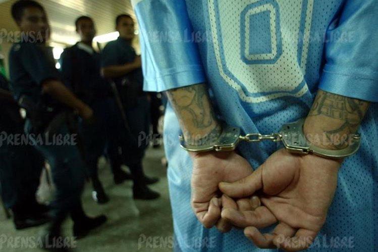 Algunos reos de la cárcel El Infiernito se niegan a salir de sus celdas. (Foto Prensa Libre: Hemeroteca PL)