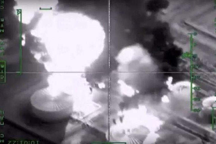 Rusia comenzó el 30 de septiembre recién pasado una campaña de bombardeos en Siria.