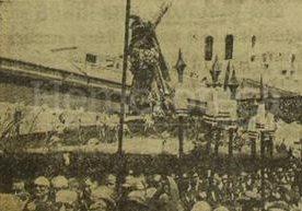 Fotografías históricas del siglo XX de la Consagrada Imagen de Jesús de Candelaria