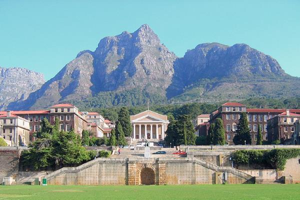 La sede de Stellenbosch University, de Sudáfrica. (Internet)