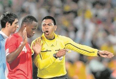 Wálter López, es gafete Fifa desde el 2006. (Foto Prensa Libre: Hemeroteca Pl)