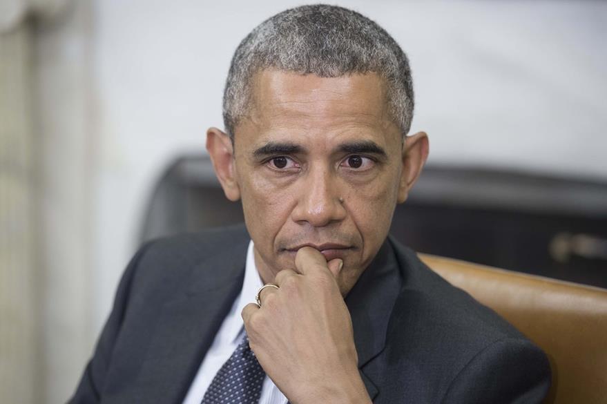 Barack Obama confía en que las fuerzas aliadas derrotarán al Estado Islámico. (Foto Prensa Libre: AFP).
