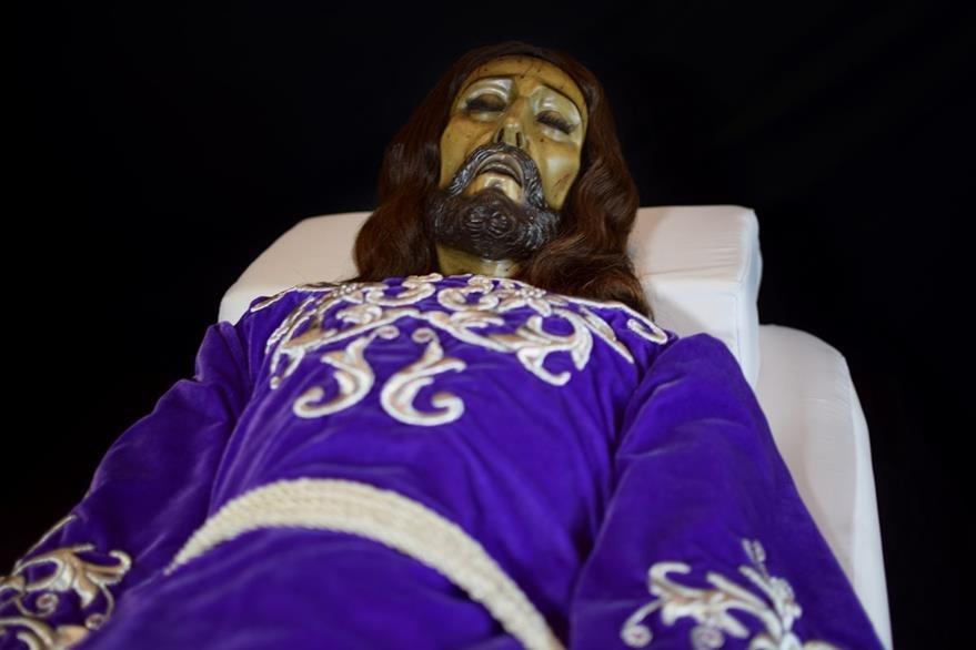 Foto Prensa Libre: Jesús en Guatemala