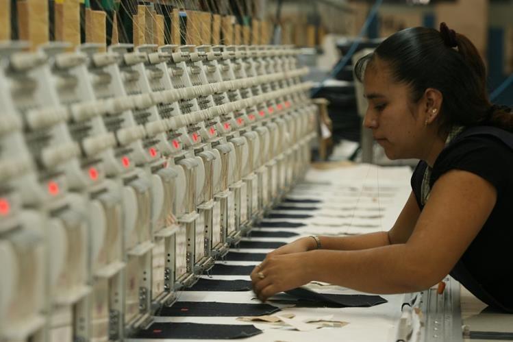 Estados Unidos es el principal destino de las exportaciones de la industria textil de Honduras. (Foto: Hemeroteca PL)