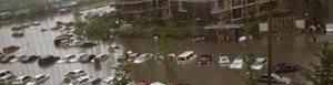 Inundaciones en China.
