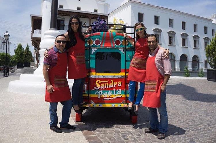 El proyecto Chucheritos fue creado por cuatro guatemaltecos emprendedores. (Foto Prens Libre: Cortesía)