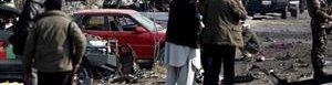 Tres muertos en ataque suicida en Pakistán.