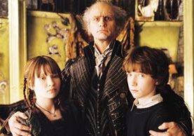 <p>Lemony Snickets A Series of Unfortunate Events llegó al cine en el 2004.<br></p>