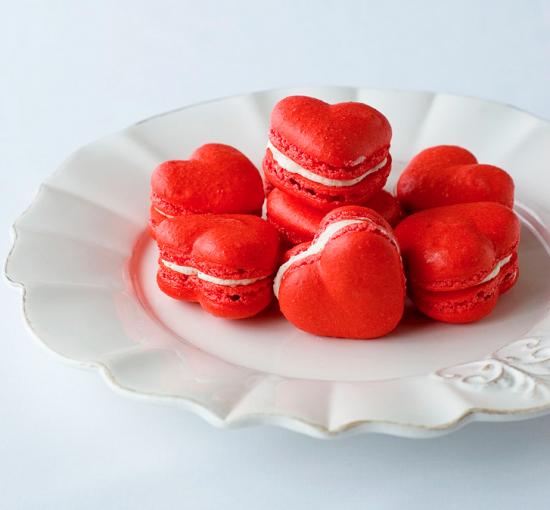 No hace falta ser un maestro de la repostería para preparar deliciosos dulces para la pareja. (Foto Prensa Libre: Hemeroteca PL)