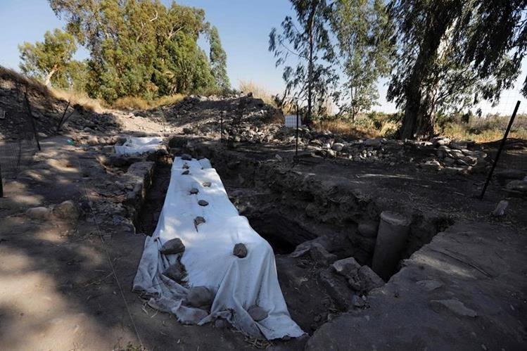 Descubrimiento de villa es uno de las más importantes para la fe cristiana. (Foto Prensa Libre: AFP)