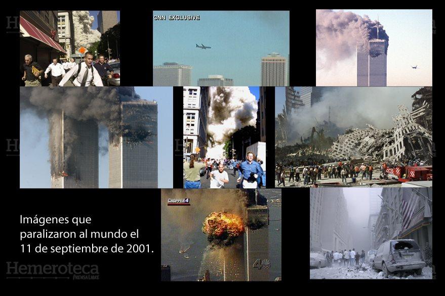 Detalles de los ataques terroristas. (Foto: Hemeroteca PL)