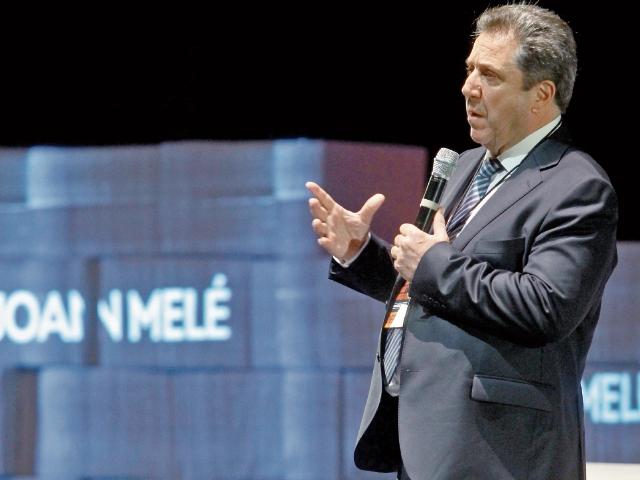 Joan Melé, promotor de la banca ética en España, fue uno de los conferencistas invitados a la Cumbre de Innovación Social y Empresarial que organizó el movimiento Socialab.