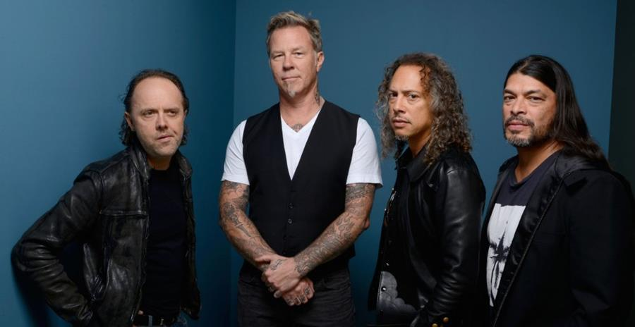 La banda de heavy metal tiene más de tres décadas de trayectoria. Está conformada por Lars Ulrich (batería), James Hetfield (voz), Kirk Hammett (guitarra) y Robert Trujillo (bajo). (Foto: Hemeroteca PL).