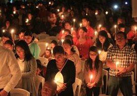 Homenajes se llevan a cabo un año después de tragedia.